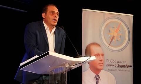 «Βόμβα» Βελόπουλου: Θα παραιτηθώ από ευρωβουλευτής