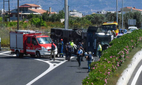 Τροχαίο Αθηνών – Κορίνθου: Ανάμεσα στους τραυματίες και ο ψιλικατζής από το Μοσχάτο