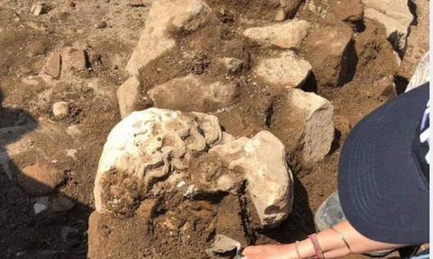 Απίστευτη αρχαιολογική ανακάλυψη: Δείτε τι παρέμενε για πολλά χρόνια κρυμμένο (pics)