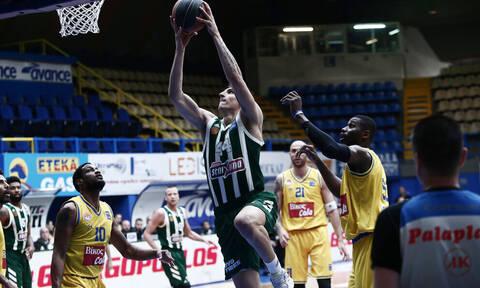 Περιστέρι-Παναθηναϊκός ΟΠΑΠ LIVE: Λεπτό προς λεπτό ο αγώνας για τα ημιτελικά της Basket League