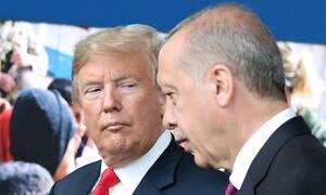 Επικοινωνία Ερντογάν - Τραμπ για S-400: «Κλείδωσε» η συνάντησή τους