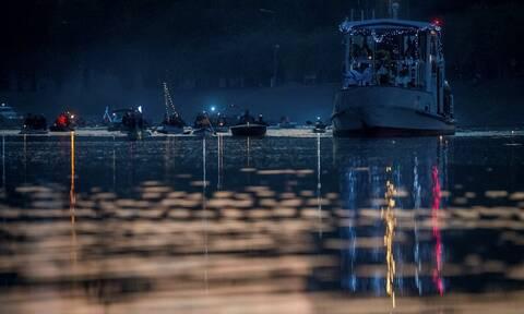 Τραγωδία στον Δούναβη: Τρεις νεκροί και 16 αγνοούμενοι σε ναυάγιο πλοίου