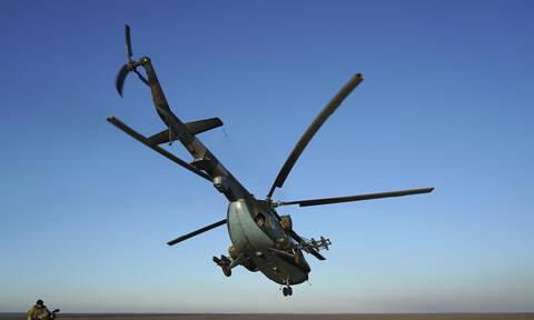 Συνετρίβη στρατιωτικό ελικόπτερο στην Ουκρανία – Τέσσερις νεκροί