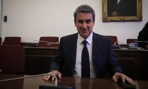 Υπόθεση Novartis: Εξηγήσεις έδωσε ο Λοβέρδος στην εισαγγελέα κατά της Διαφθοράς
