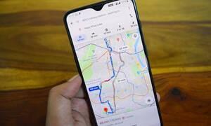 Προσοχή! Έχετε δει τι εμφανίζεται τις τελευταίες ημέρες στο Google Maps;