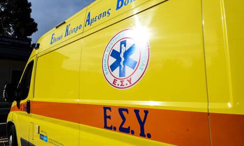 Σοβαρό τροχαίο στη Βάρκιζα με τρεις τραυματίες
