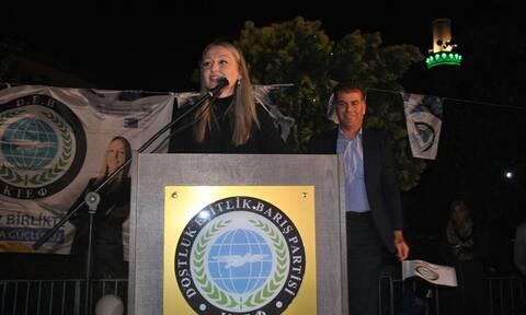 Τσιγδέμ Ασάφογλου: Ποια είναι η πρόεδρος του μειονοτικού κόμματος που δηλώνει Τουρκάλα