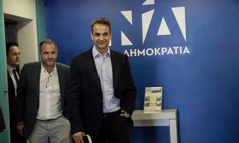 Bloomberg прогнозирует победу главы греческой оппозиции Кириакоса Мицотакиса