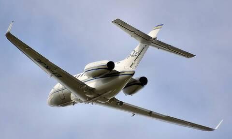 Θα πάθετε ΣΟΚ: Δείτε τι αεροπλάνο προσγειώθηκε στην Κέρκυρα