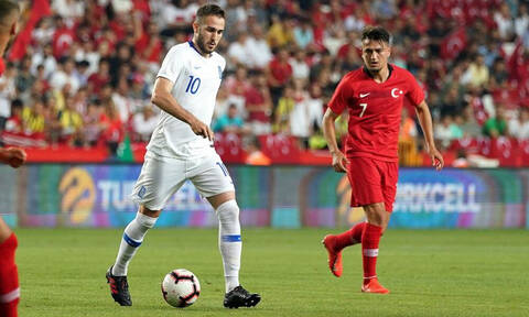 Τουρκία – Ελλάδα 2-1: Έσωσαν τα προσχήματα…