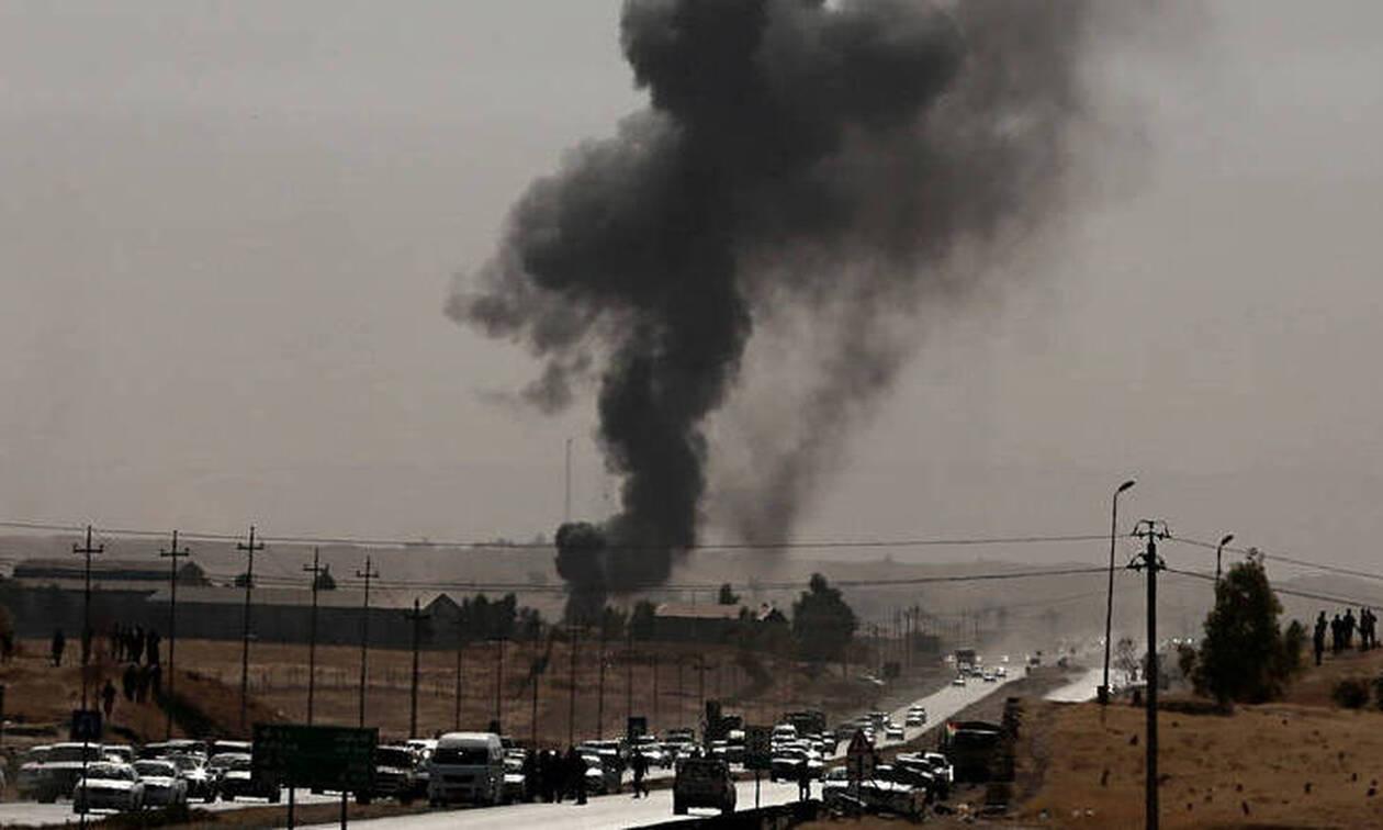 Ιράκ: Πέντε νεκροί και 18 τραυματίες από σειρά εκρήξεων στο Κιρκούκ
