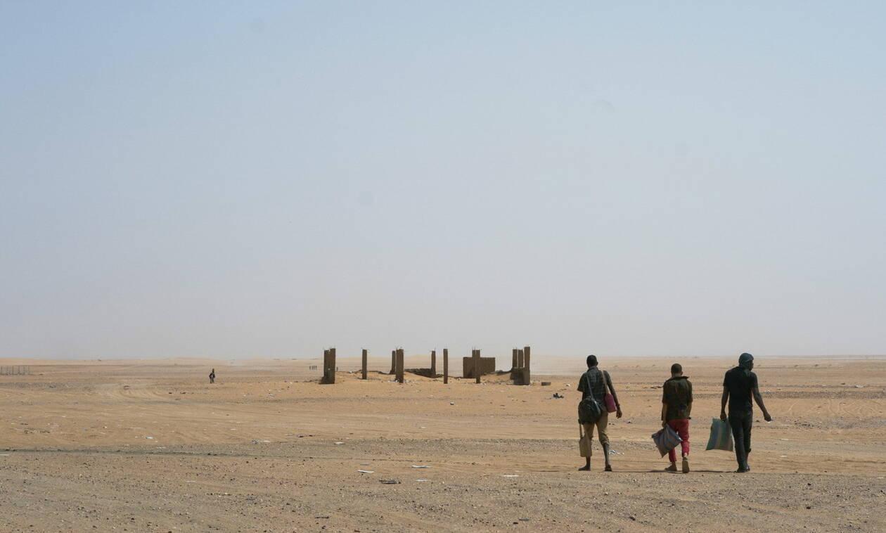 Νίγηρας: Τρεις μετανάστες πέθαναν από δίψα στην έρημο