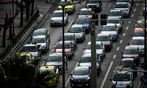 Απεργία Μετρό: Χάος στους δρόμους - Πού εντοπίζονται προβλήματα