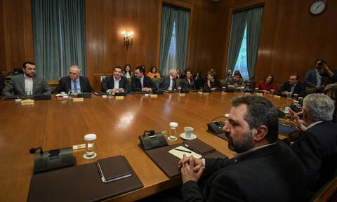 Σε εξέλιξη το υπουργικό συμβούλιο για τις αλλαγές στη Δικαιοσύνη
