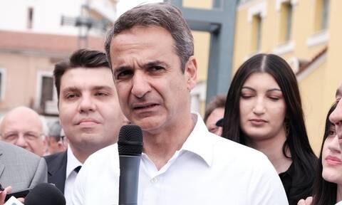 Εκλογές 2019 - Κυριάκος Μητσοτάκης: Δική μου δουλειά να ενώσω όλους τους Έλληνες