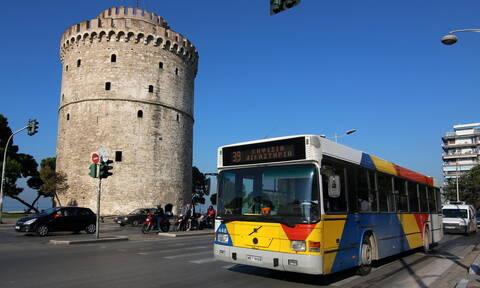 Προσοχή! Δρομολόγια του ΟΑΣΘ θα εκτελούνται από σήμερα (1/6) με λεωφορεία του ΚΤΕΛ