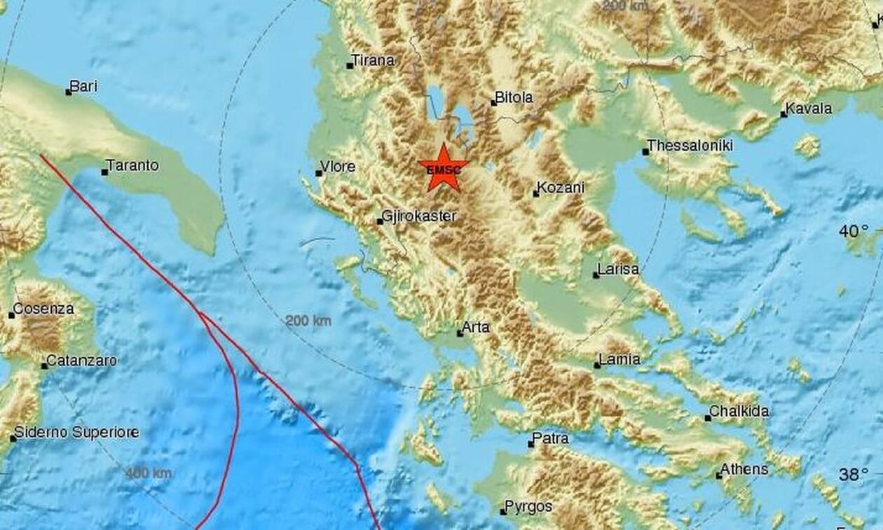 Σεισμός ΤΩΡΑ: Ισχυρές σεισμικές δονήσεις κοντά στην Καστοριά - Ανάστατοι οι κάτοικοι (pics)