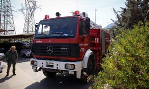Απίστευτο περιστατικό: Η Πυροσβεστική έβγαλε άλογο από ... πηγάδι! (pics)