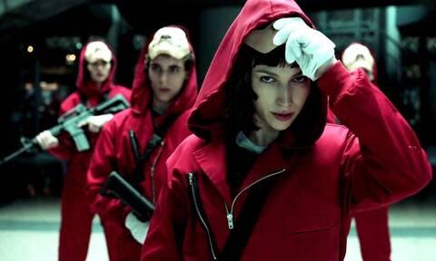 Netflix - La Casa De Papel: Όλα όσα γνωρίζουμε για τον τρίτο κύκλο (vids)