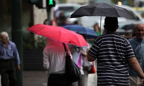 Επαναληπτικές εκλογές 2019: Στις κάλπες με βροχές και χαλάζι -Πού θα χτυπήσουν τα φαινόμενα (χάρτες)
