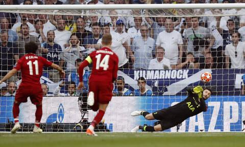 Τελικός Champions League 2019: Το πέναλτι που έβαλε μπροστά τη Λίβερπουλ! (video)