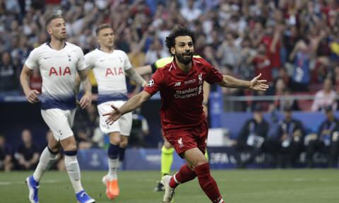 Champions League: Στην κορυφή της Ευρώπης η Λίβερπουλ