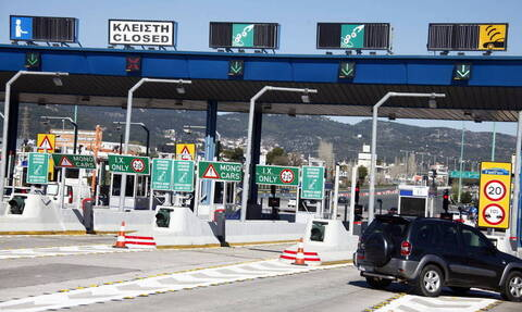 Επαναληπτικές εκλογές 2019: Άνοιξαν τα διόδια - Τα οχήματα περνάνε δωρεάν από τους σταθμούς