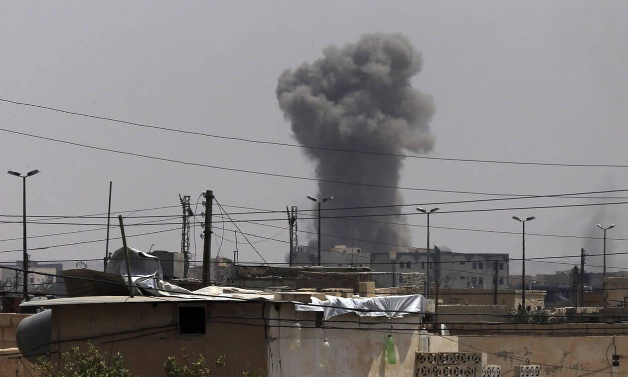 Συρία: Δέκα νεκροί από έκρηξη παγιδευμένου αυτοκινήτου στη Ράκα