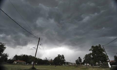 Επαναληπτικές εκλογές με Έκτακτο δελτίο ΕΜΥ: Θα ψηφίσουμε με καταιγίδες και χαλαζοπτώσεις (pics)
