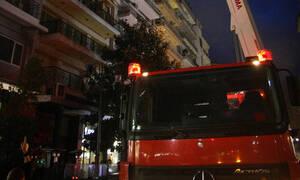 Τραγωδία στην Κυψέλη: Νεκρός ηλικιωμένος από φωτιά σε μονοκατοικία