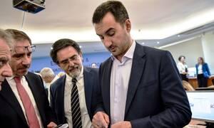 Περιφερειακές Εκλογές 2019 - Χαρίτσης: Οι σημερινές εκλογές κρίνουν το μέλλον της αυτοδιοίκησης