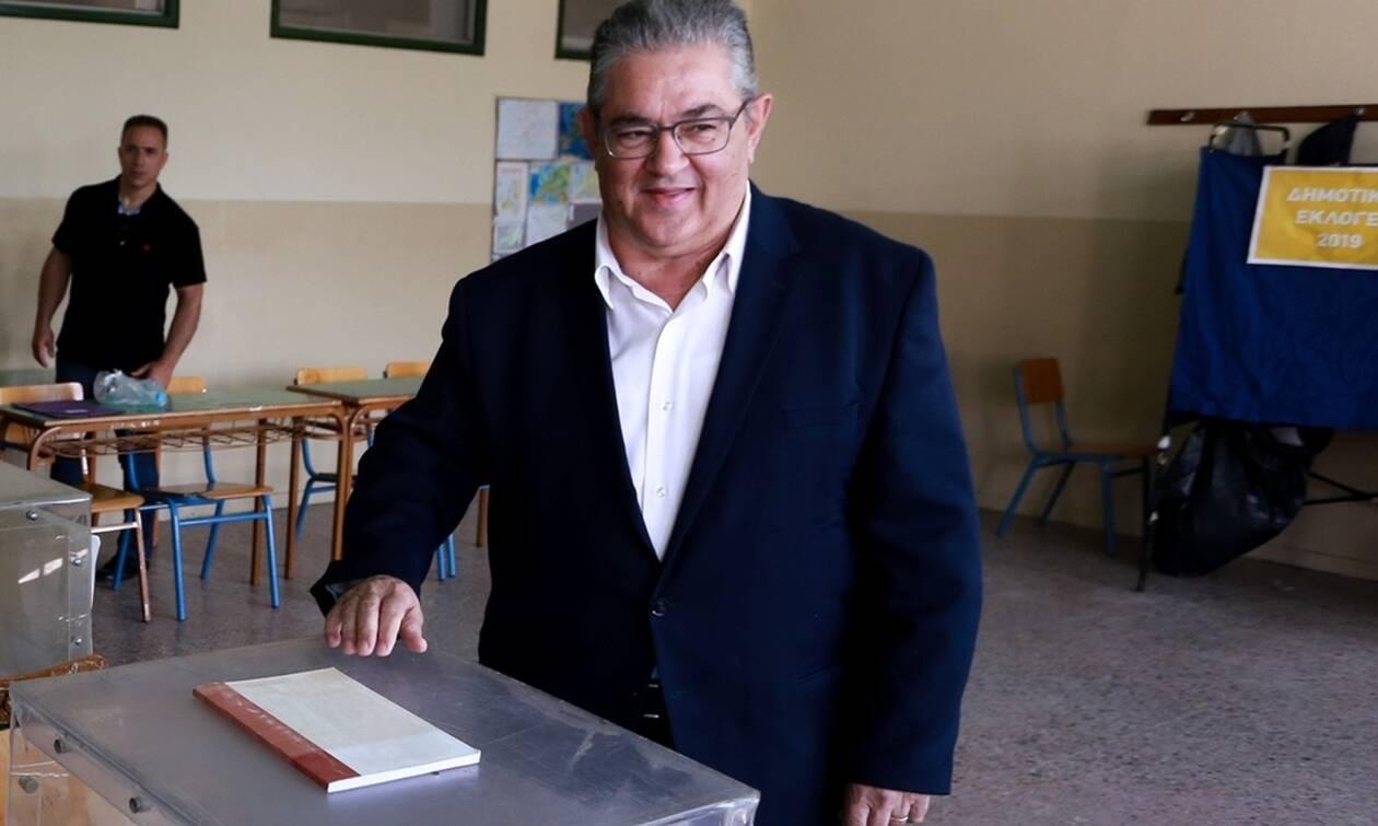 Περιφερειακές Εκλογές 2019 - Κουτσούμπας: Δίνουμε την μάχη για να εκλεγούν οι αγωνιστές δήμαρχoι