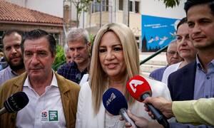 Γεννηματά για εξελίξεις σε ΚΙΝΑΛ: Η αποχώρηση Βενιζέλου διευκολύνει τον ΣΥΡΙΖΑ