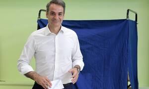 Περιφερειακές Εκλογές 2019 - Μητσοτάκης: Να προσέλθουν οι πολίτες για να εκλέξουν δημάρχους