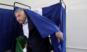 Περιφερειακές Εκλογές 2019 - Πατούλης: Ό,τι μας δίχασε βαίνει προς το τέλος