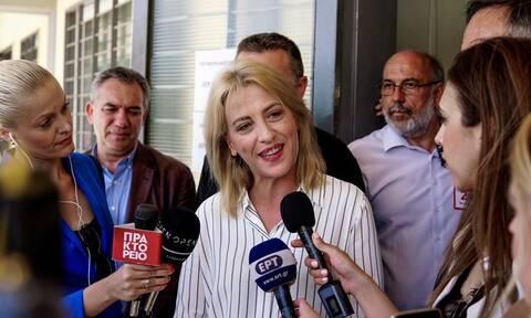Περιφερειακές Εκλογές 2019 - Δούρου: Να προσέλθουν οι πολίτες μαζικά στις κάλπες