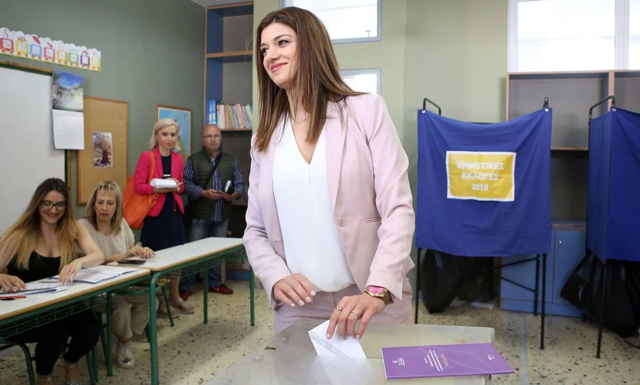 Δημοτικές - Περιφερειακές Εκλογές 2019: Να ψηφίσουν καλεί τους Θεσσαλονικείς η Νοτοπούλου