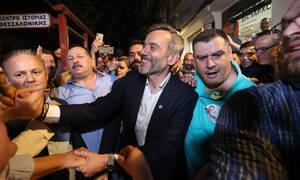 Αποτελέσματα Εκλογών 2019 - Ζέρβας: Η νίκη ανήκει σε όλους τους Θεσσαλονικείς