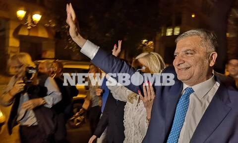 Αποτελέσματα εκλογών 2019 - Πατούλης: Δεν βλέπω χθεσινούς αντιπάλους, αλλά μελλοντικούς συνεργάτες