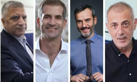Αποτελέσματα εκλογών: Αυτοί είναι οι μεγάλοι νικητές!Σάρωσαν Πατούλης, Μπακογιάννης, Ζέρβας, Μώραλης