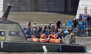 Δούναβης: Εντοπίστηκε πτώμα 100 χιλιόμετρα μακριά από το ναυάγιο (vid)