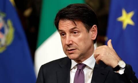 Ιταλία: Τελεσίγραφο Κόντε σε Σαλβίνι και Ντι Μάιο - «Βρείτε τα ή παραιτούμαι»