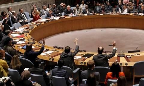 Россия не поддержала проект СБ ООН по Сирии