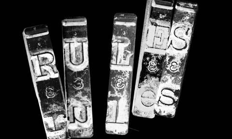 Αυτοί είναι οι 6 βασικοί και... απαράβατοι κανόνες του
