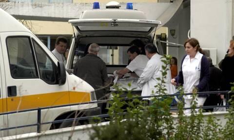 Τραγωδία στηv 110 ΠΜ στη Λάρισα: Μητέρα παρέσυρε με το αυτοκίνητο το 2χρονο παιδί της