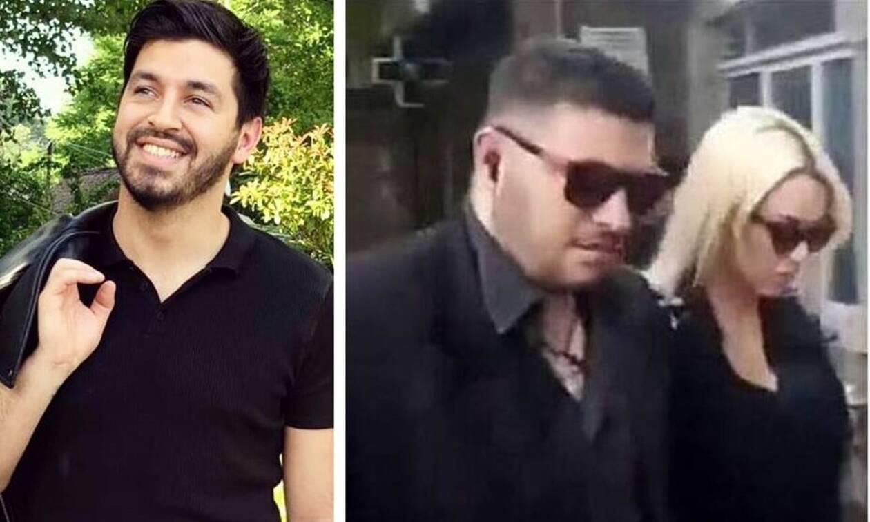 Κηδεία Πάνου Ζάρλα: Συντετριμμένοι η οικογένεια και οι φίλοι του – Σε κατάσταση σοκ η Μιζεράκη