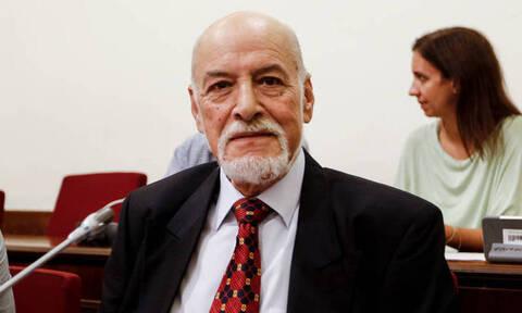 Συγκίνηση: Πέθανε ο αντιπρόεδρος του ΕΣΡ και δημοσιογράφος Ροδόλφος Μορώνης