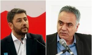 Χαμός στον αέρα εκπομπής: «Σφάχτηκαν» Σκουρλέτης – Ανδρουλάκης