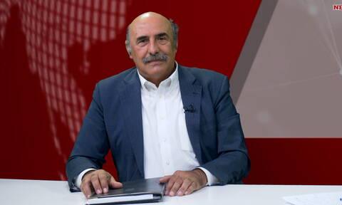 Παναγιώτης Θεοδωρακίδης στο Newsbomb.gr: Υπάρχει κίνδυνος «ατυχήματος» στο Αιγαίο