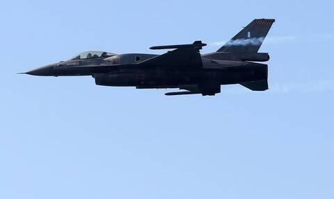 Νέα τουρκική πρόκληση: Υπερπτήση τουρκικού F-16 στο Αγαθονήσι